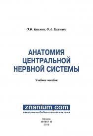 Анатомия центральной нервной системы ISBN 978-5-16-107893-8