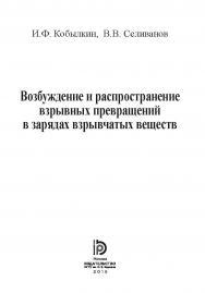 Возбуждение и распространение взрывных превращений в зарядах взрывчатых веществ ISBN 978-5-7038-4007-8