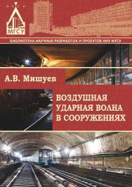 Воздушная ударная волна в сооружениях ISBN 978-5-7264-1015-9